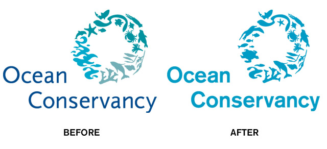 Check Out Ocean Conservancys New Logo Conservancy