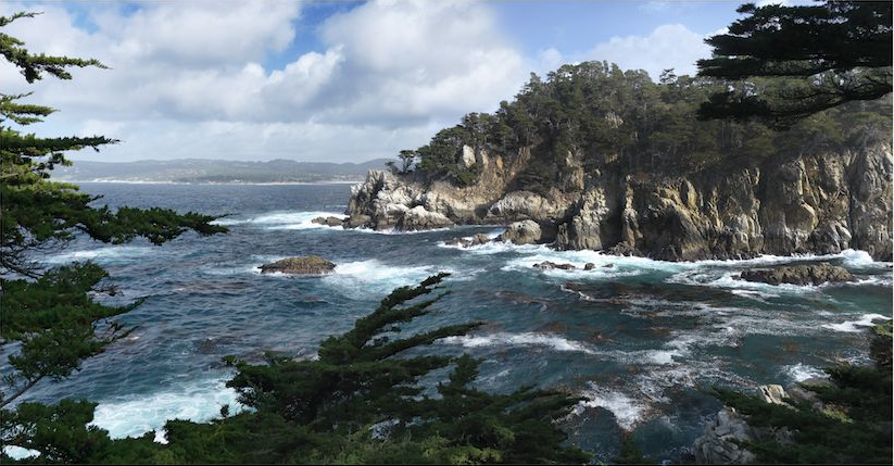 Granite Point, Point Lobos, California