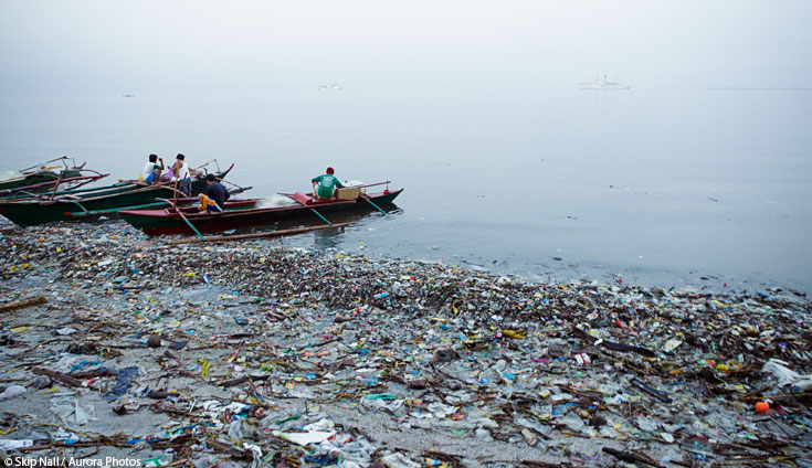 Trashing Paradise: The Case of the Philippines - Ocean