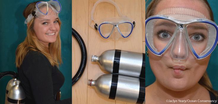 What ...  sc 1 st  Ocean Conservancy & Last Minute Costume Ideas for Ocean Lovers - Ocean Conservancy