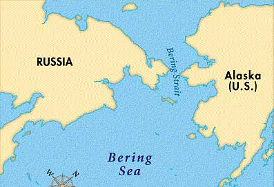 Protecting The Arctic The Bering Strait The Gateway To The