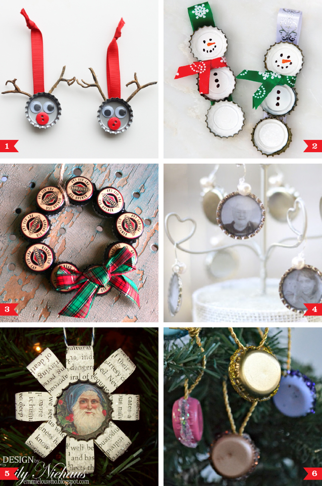 Upcycled Diy Decor For A Trash Free Holiday Ocean